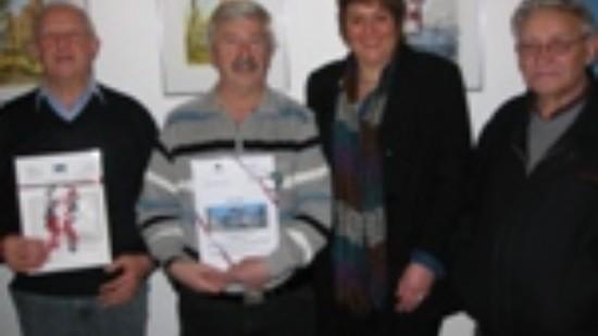 Weihnachtspreisskat beim SPD-Ortsverein Vahrenheide/Sahlkamp