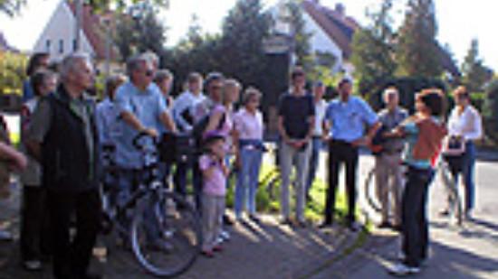 SPD beim Rundgang im Stadtteil Sahlkamp